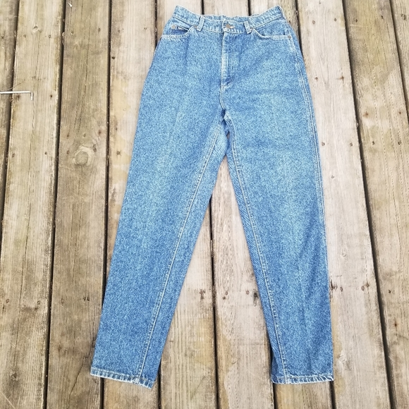 Vintage Lee's 90s y2k High Rise Waisted Mom Jeans